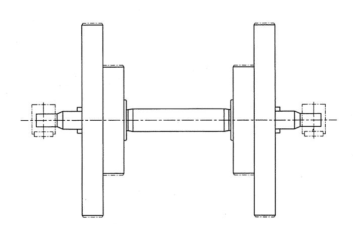 ディスク構造(垂直・急傾斜コンベヤ等)